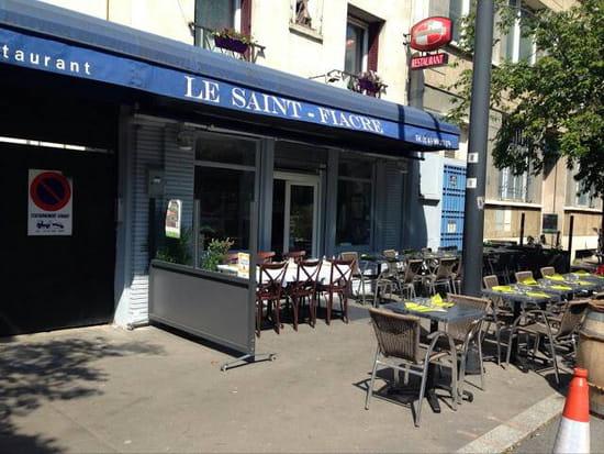 , Entrée : Le Saint Fiacre