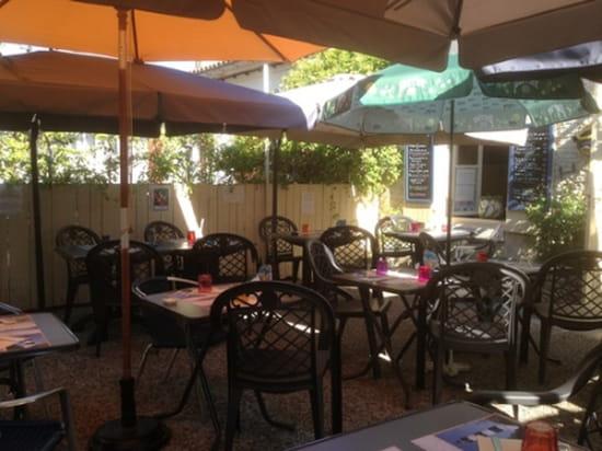 Le Saint Georges  - terrasse -