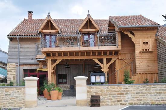 , Restaurant : Le Saint Louis