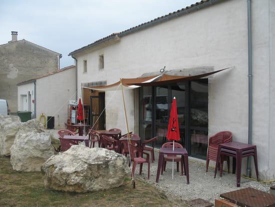 Le Saint Loup  - La terrasse   -