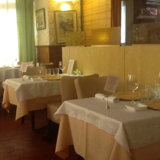 , Restaurant : Le Saint-Pierre
