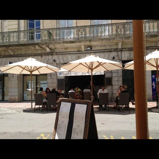 , Restaurant : Le Saint Roch