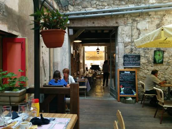 , Restaurant : Le Salon de Thé Valmont
