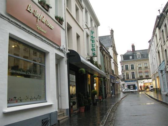 Le Sept de Coeur  - Vue Rue de Dunkerque - Le Sept de Coeur -   © Le Sept de Coeur - Cédric Roussel Dussault