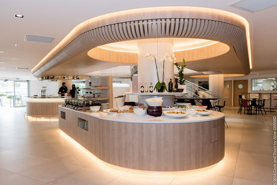 , Restaurant : Le Servan  - Le buffet, atout majeur du restaurant Le Servan -   © Golden Tulip Sophia