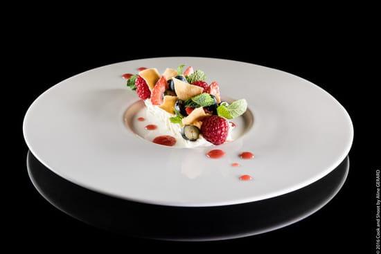 , Dessert : Le Servan   © Golden Tulip Sophia