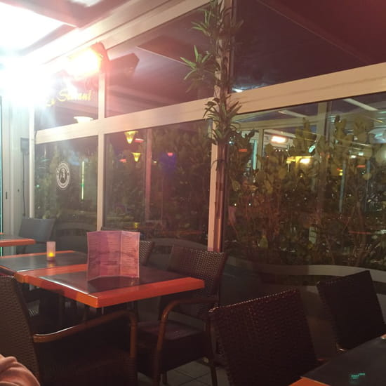 , Restaurant : Le Sextant  - Terrasse chauffée  -