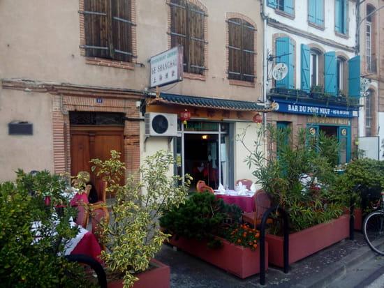 , Restaurant : Le Shangaï
