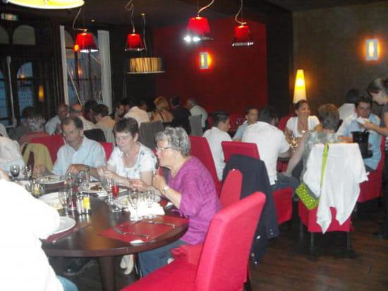 Le shelby restaurant vintage  - groupes -   © gerant