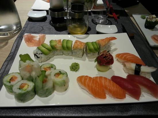 , Plat : Le ShunBun Sushi Restaurant