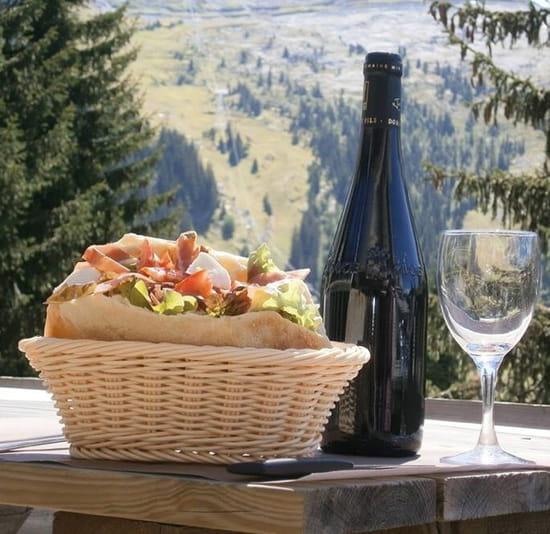 , Plat : Le Sucré Salé  - PitaItalienne , produits frais de qualité et fait maison  -