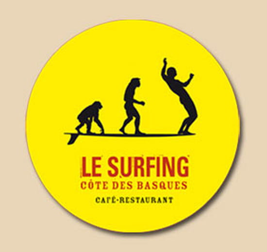 le surfing brasserie bistrot biarritz avec l 39 internaute. Black Bedroom Furniture Sets. Home Design Ideas