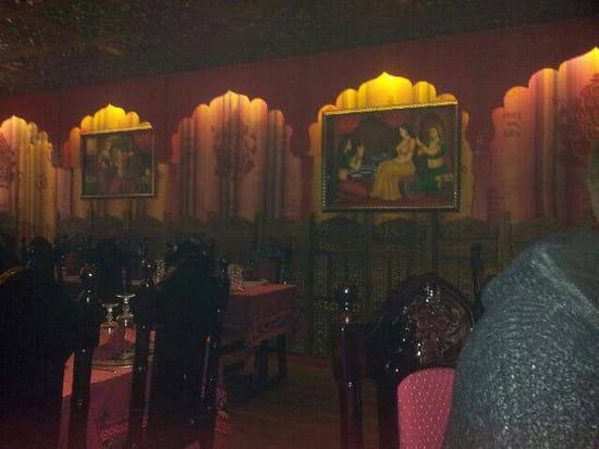 , Restaurant : Le Taj Mahal