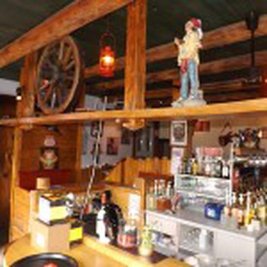 Le Texas  - le bar -   © m.meme