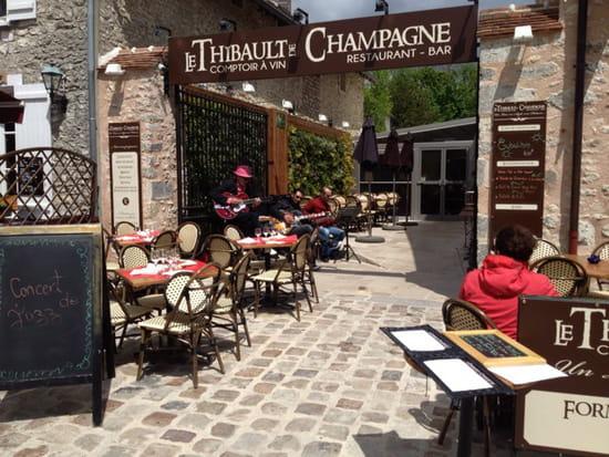 , Restaurant : Le Thibault de Champagne