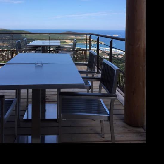 , Restaurant : Le Tomino  - La terrasse  -