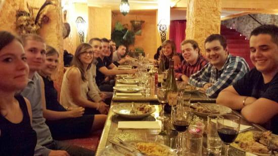 , Restaurant : Le Touareg  - Top -