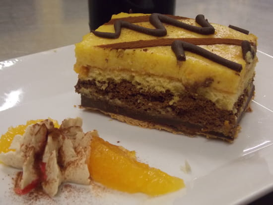 Le Tréseaur  - Dessert le Tréseaur -   © Moi même