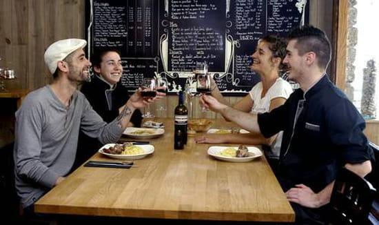 , Restaurant : Le Truc Bidule