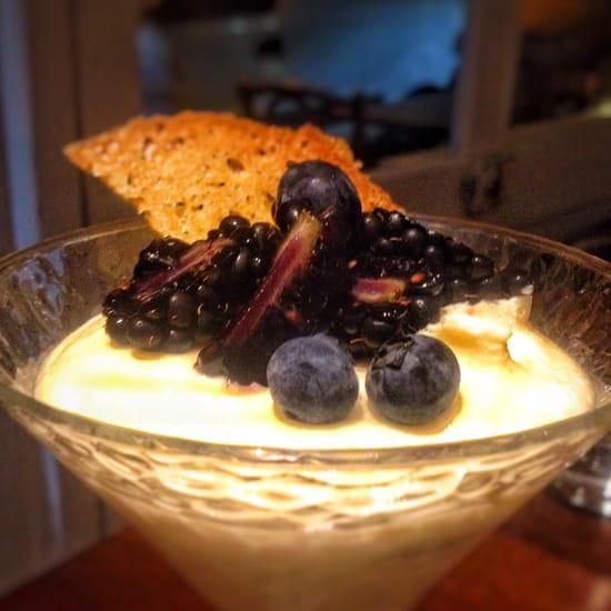, Dessert : Le Un - Bistrot Gourmand  - Une tuerie de Tiramisu -