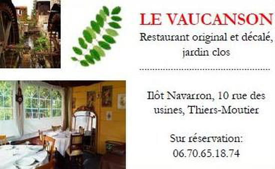 Le Vaucanson