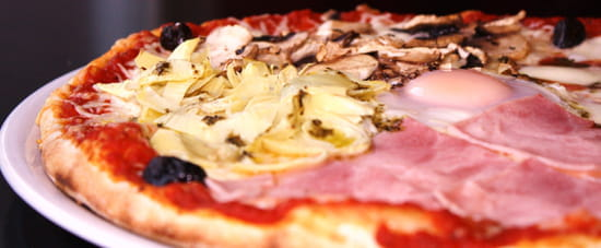 Le Ventrayou Pizza