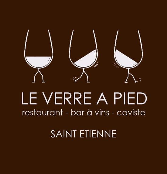 verre a pied restaurant saint etienne