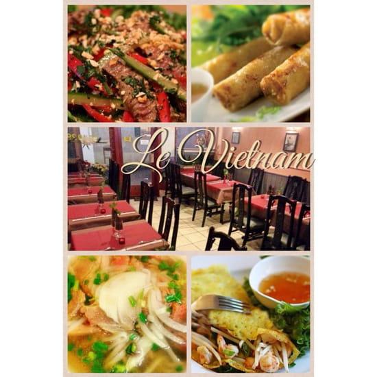 , Restaurant : Le Vietnam
