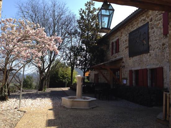 , Restaurant : Le Village de Chassagnes  - L'Auberge de Chanaleilles -