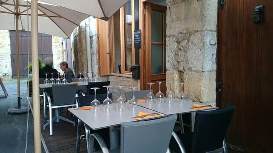 , Restaurant : Le Vin'Quatre  - Terrasse  -