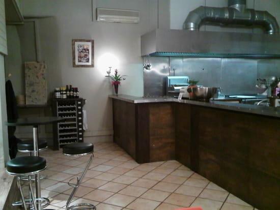 Le Vin sur 20  - la cuisine ouverte -   © levinsur20