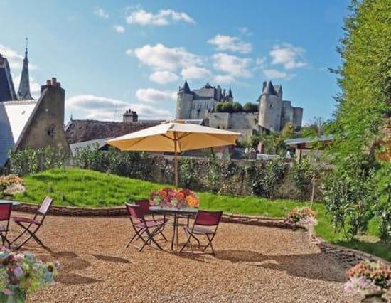 Le XII de Luynes  - Terrasse d'ete -   © Pascal