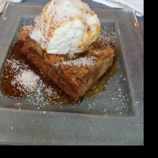 , Dessert : Le Zinc  - Le pain perdu -