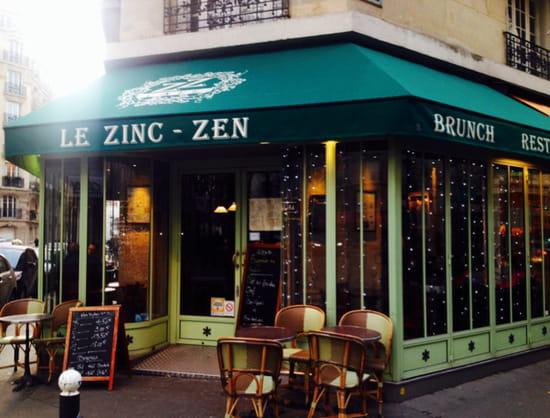 , Restaurant : Le Zinc Zen