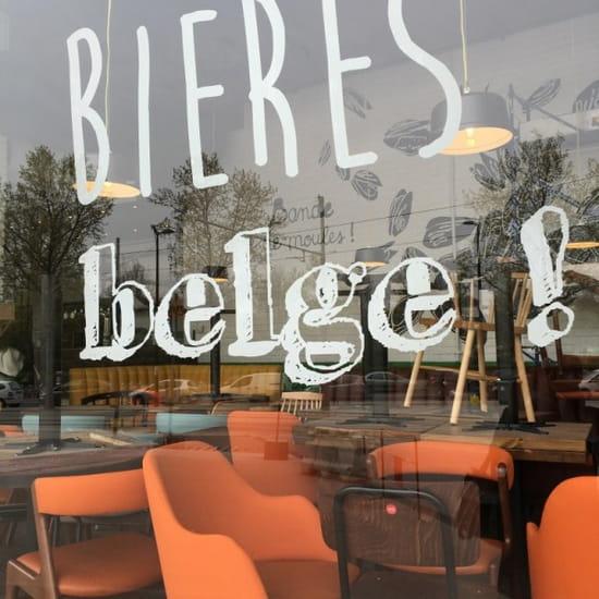 L on de b paris 19 rosa parks restaurant de cuisine - Paris rosa parks ...