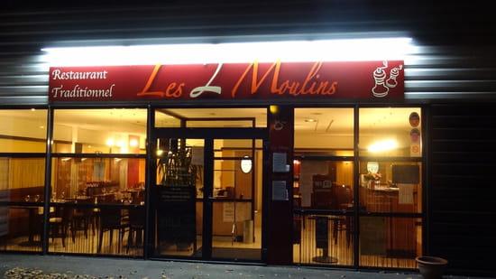 Les 2 Moulins  - Bienvenue au restaurant Les 2 Moulins -   © Olivier