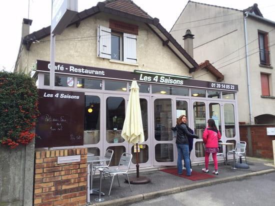 , Restaurant : Les 4 Saisons