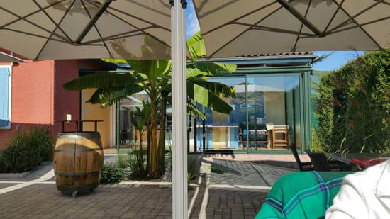 , Restaurant : Les 4 Vents  - Terrasse extérieure  -