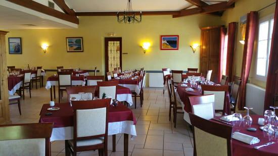 , Restaurant : Les 4 Vents  - Salle à manger  -