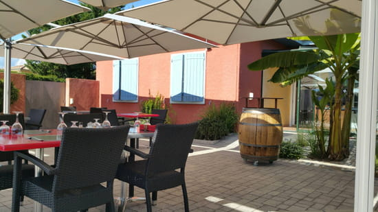 , Restaurant : Les 4 Vents  - Extérieur  -
