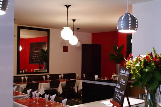 les andalouses restaurant m diterran en clichy avec linternaute. Black Bedroom Furniture Sets. Home Design Ideas