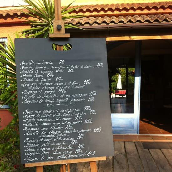 , Restaurant : Les Arbousiers  - Notre carte 2013 !!  -