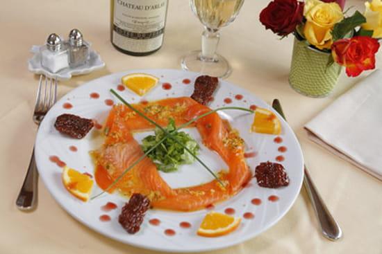 Les Arobiers  - Le restaurant -