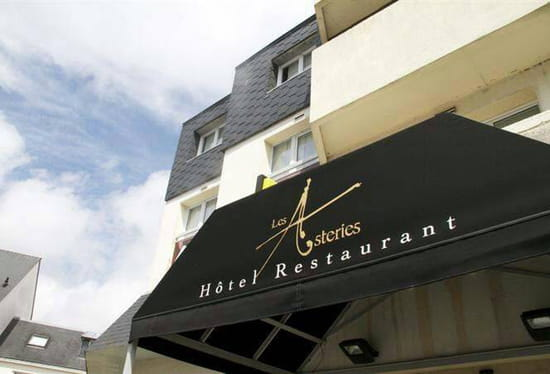 , Restaurant : Les Astéries