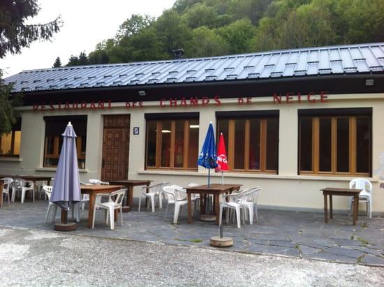 , Restaurant : Les Champs De Neige