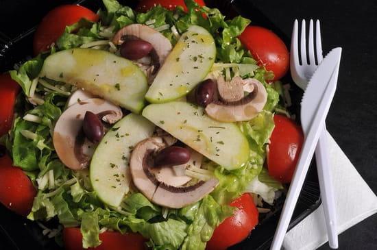 Les Choix d'Anna  - La salade choix d'anna 6€ -   © mediouni
