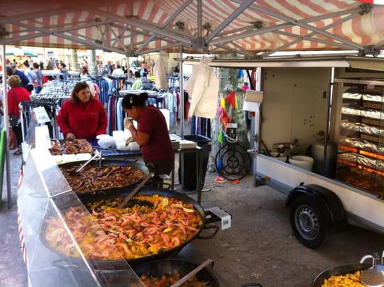 , Plat : Les Délices de Leni  - Le stand -