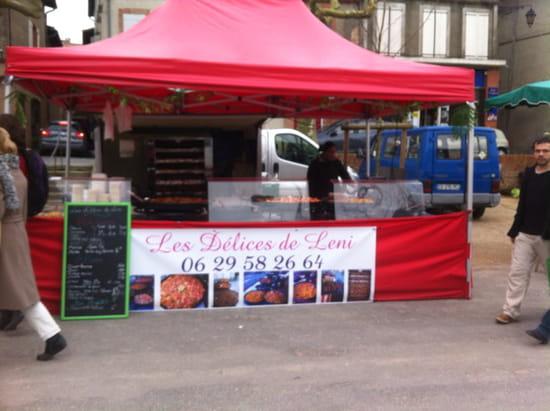 , Restaurant : Les Délices de Leni  - Le stand -