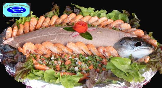 Les délices Icaunais  - saumon en bellevue (parisienne) -   © les délices icaunais