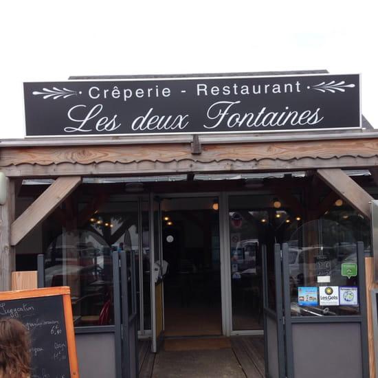 , Restaurant : Les Deux Fontaines